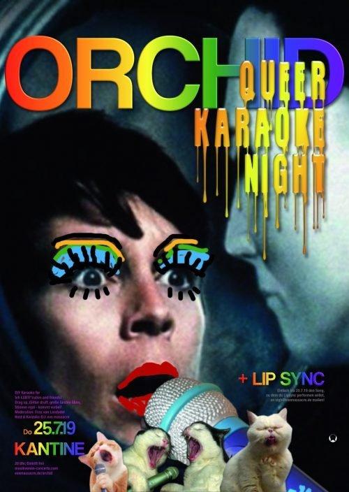 Orchid Queer Karaoke & Lipsync Night - © Veranstalter