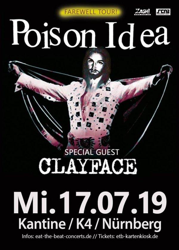 Poison Idea - Farewell Tour! - © Veranstalter