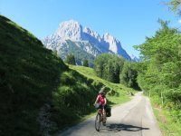 Bild zu Autofreies Alpenradeln – mit dem Tourenbike durch die Tiroler Bergwelt