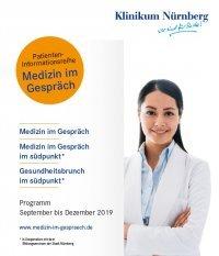 Medizin im Gespräch im Südpunkt: Brustkrebs aktuell Medikamente - Psyche - Komplementärmedizin