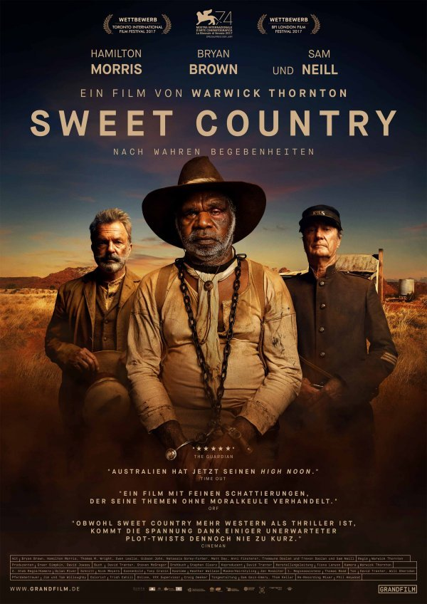 Sweet Country - © grandfilm