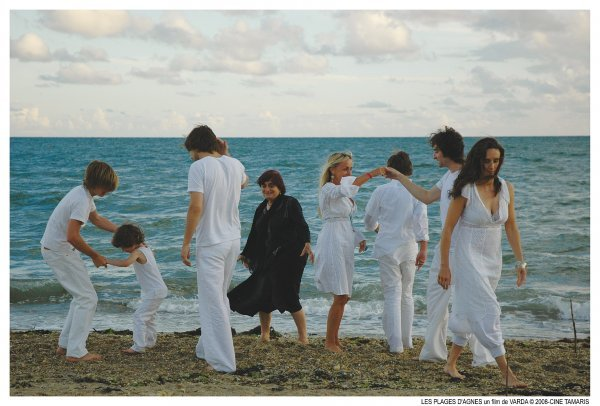 Die Strände von Agnès - © FilmKinoText
