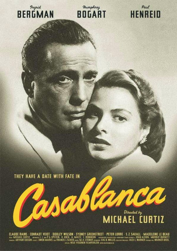 Casablanca - © Neue Visionen Filmverleih