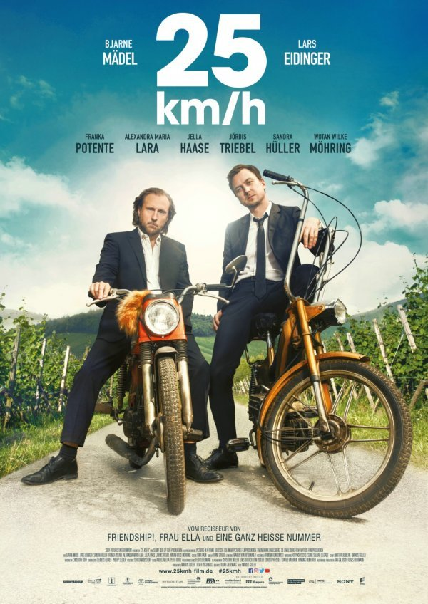 25 km/h - © Sony Pictures