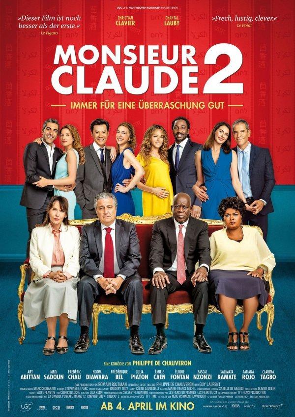 Monsieur Claude 2 - © Neue Visionen Filmverleih