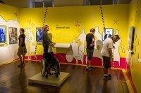 BarriereSprung. Vom Leben mit Behinderung