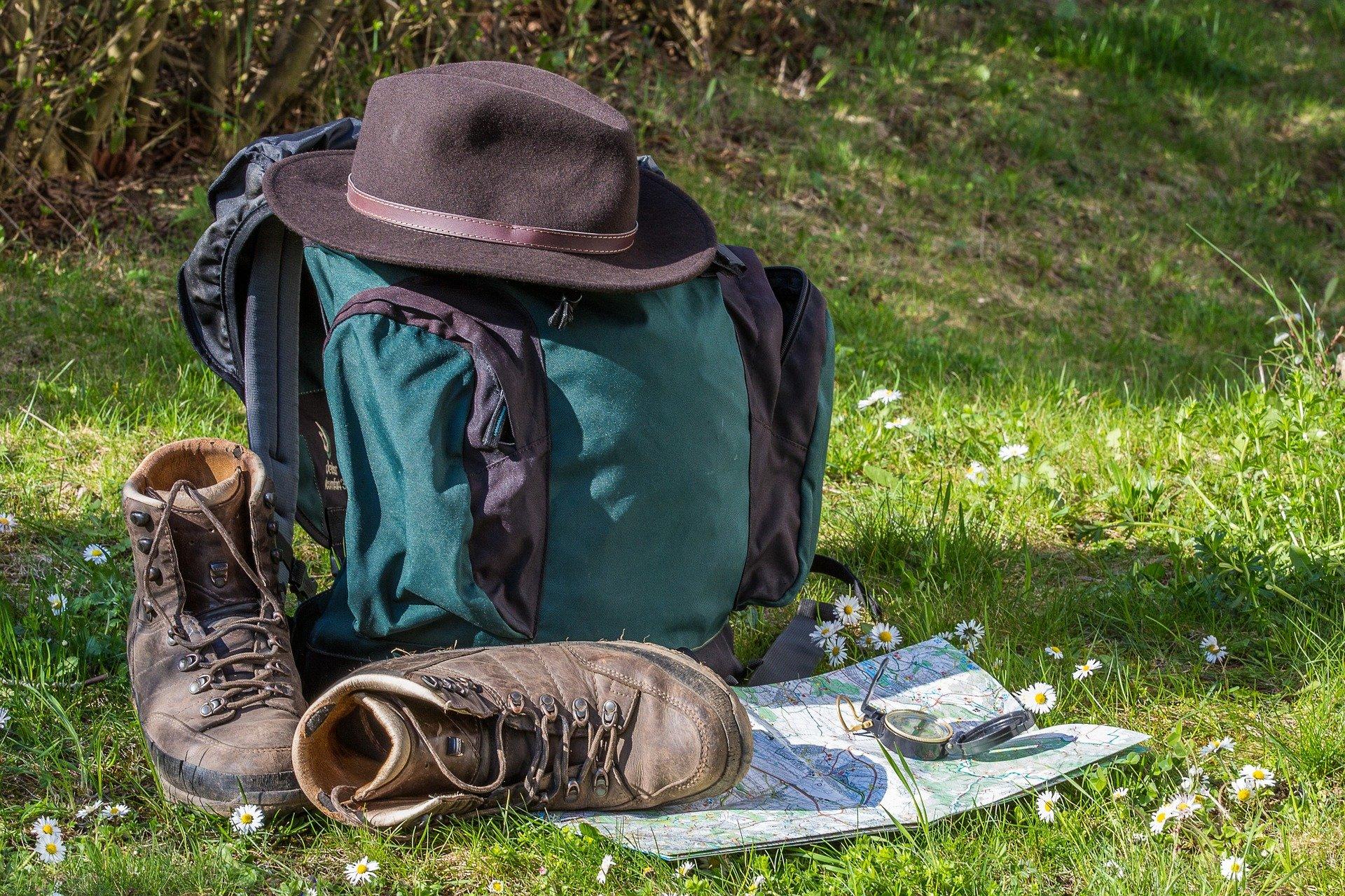 Wanderungen: Die Cadolzburg im Blick - © samstagswanderung@pixabay.jpg