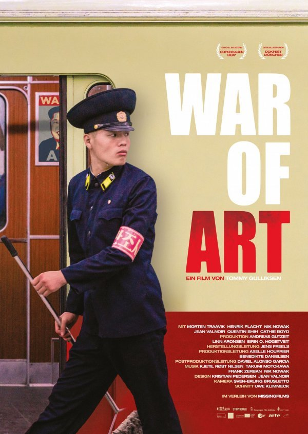 War of Art - © missingFILMs - Filmverleih & Weltvertrieb