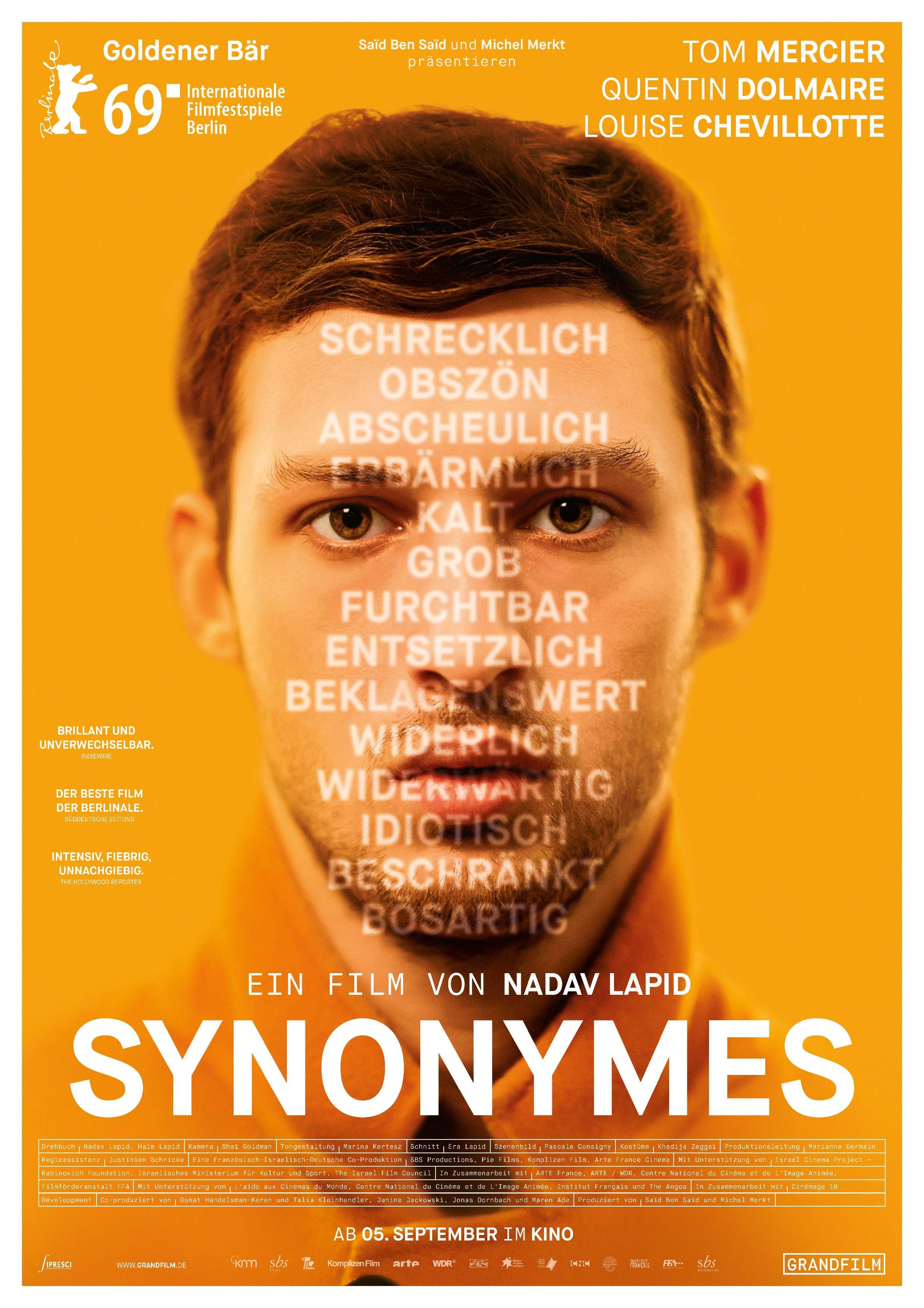 Synonymes - © Grandfilm