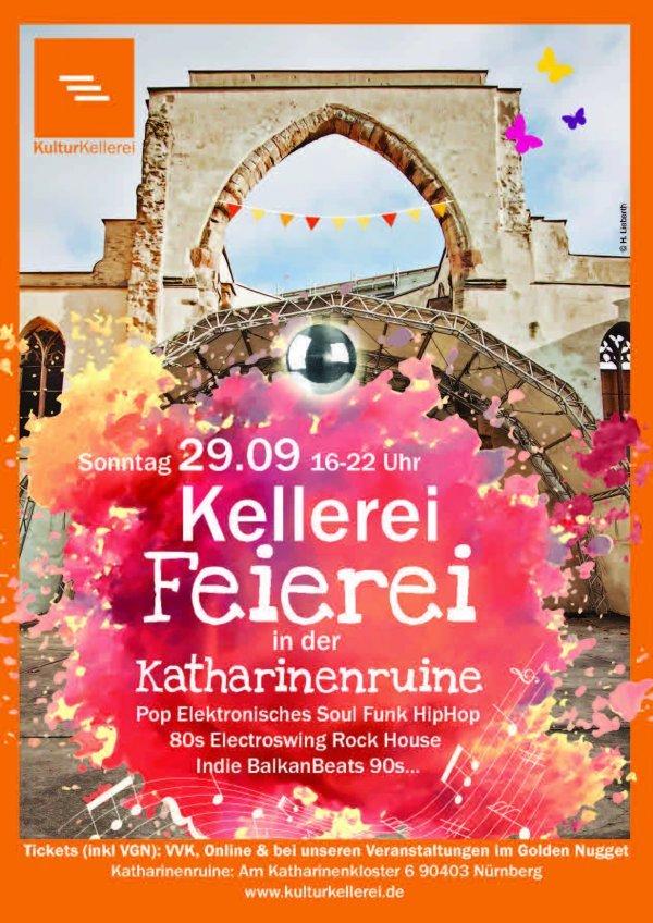 KellereiFeierei in der Katharinenruine - © Veranstalter