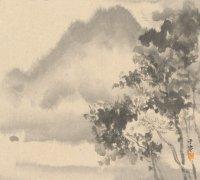 """Ausstellung Gu Xiuling: """"Timeless Landscape"""""""