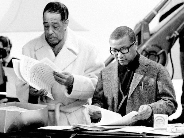 The music of Duke Ellington & Billy Strayhorn feat. Jörg-Achim Keller - © Veranstalter
