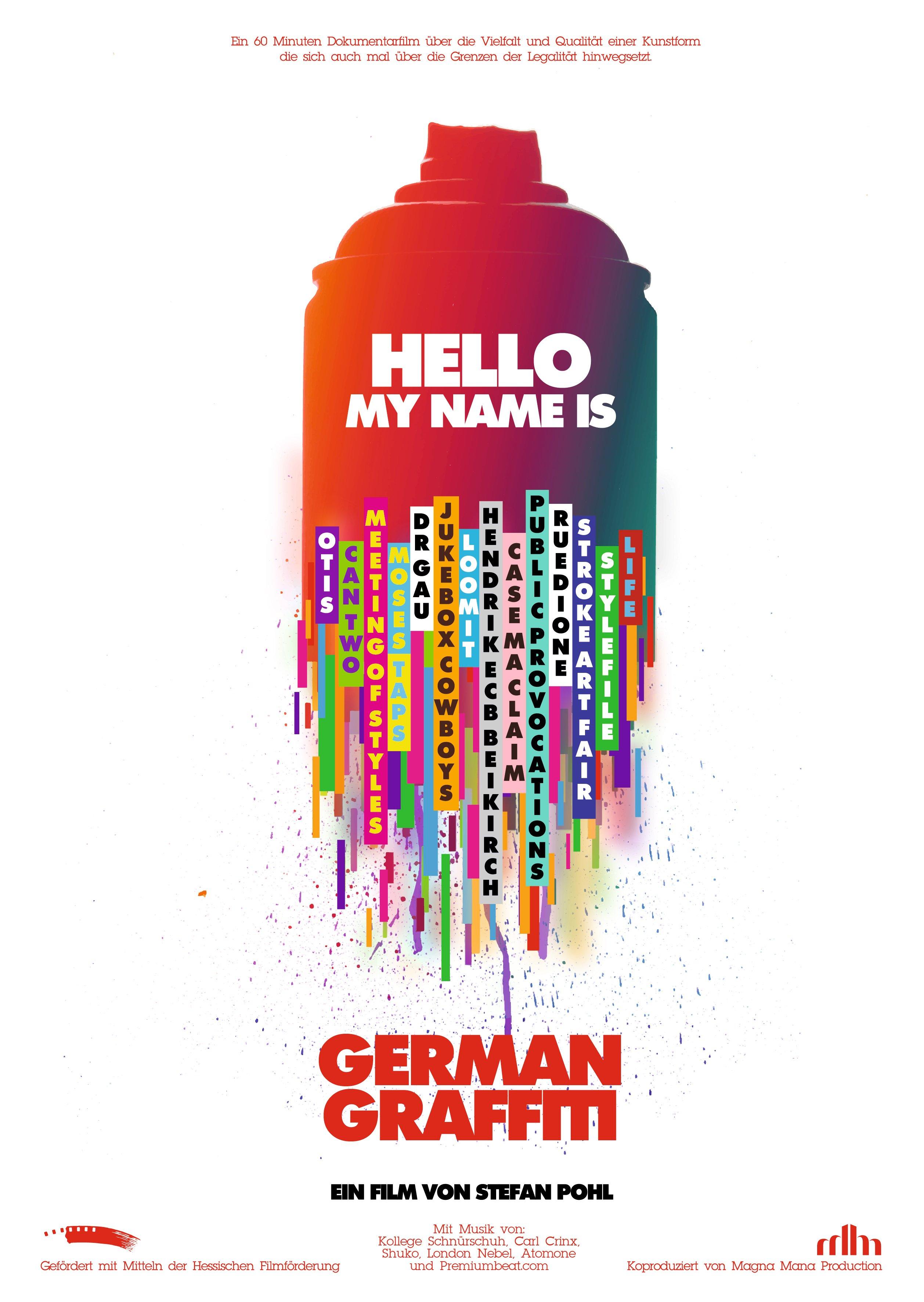 Filmabend: Hello my name is...& Gespräch mit Filmemacher Stefan Pohl - © Stefan Pohl