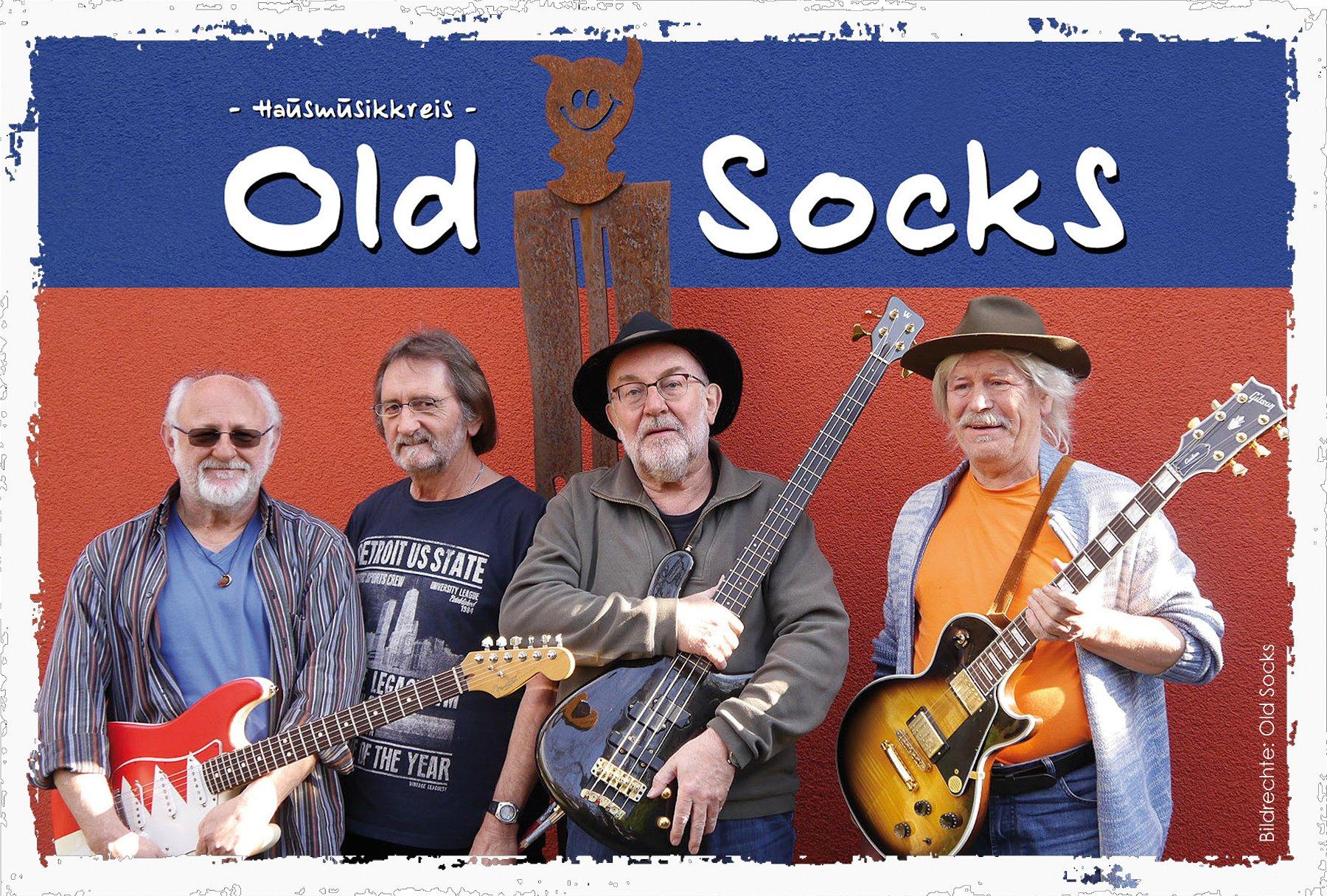 Songlines Vol. I - © Old Socks