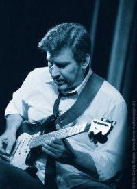 Bild zu Vischers Blues Jam - Jochen Volpert Band