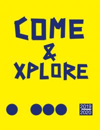 Tafeln mit Nürnberger Künstler*innen der Saison 2019.2020
