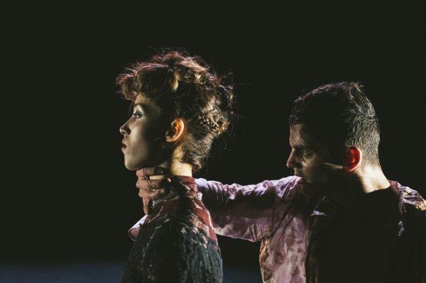 SETanztheater: Der Tod und das Mädchen - © Veranstalter