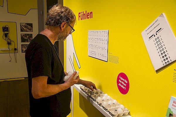 Öffentliche Ausstellungsführung - © Veranstalter