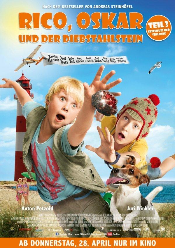 Rico, Oskar und der Diebstahlstein - © 2016 Twentieth Century Fox