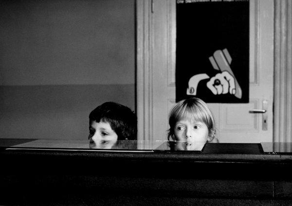 Sabine Kleist, 7 Jahre ... - © DEFA Stiftung_Siegfried Skoluda