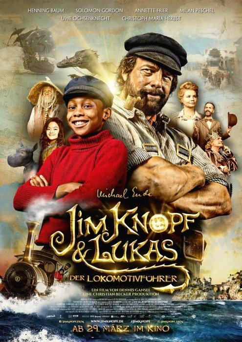 Jim Knopf und Lukas der Lokomotivführer - © Warner Bros. Pictures Germany