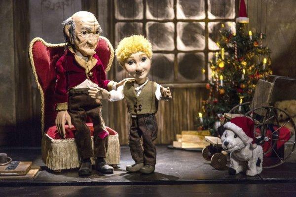 Augsburger Puppenkiste: Geister der Weihnacht - © Universum Film