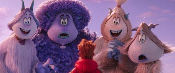 Smallfoot - Ein eisigartiges Abenteuer - © 2000-2018 Warner Bros. Pictures Germany