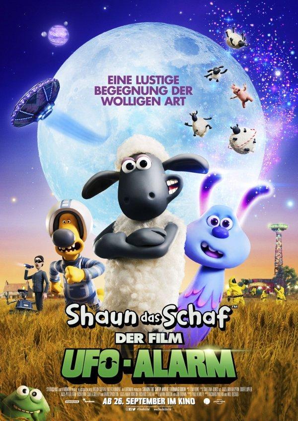 Shaun, das Schaf - Der Film: UFO-Alarm - © STUDIOCANAL GmbH