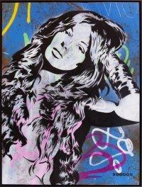 XOOOOX - Hidden Tracks. Ausstellungseröffnung Berliner Street Art bei Galerie Frank Fluegel