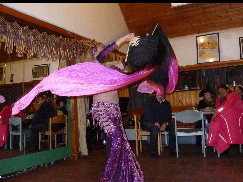 Orientalischer Tanz © Cordula Prade