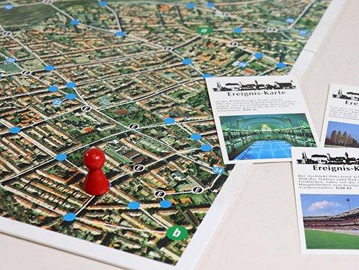 Playing the City. Nürnberg im Spiel © Paula Eifler