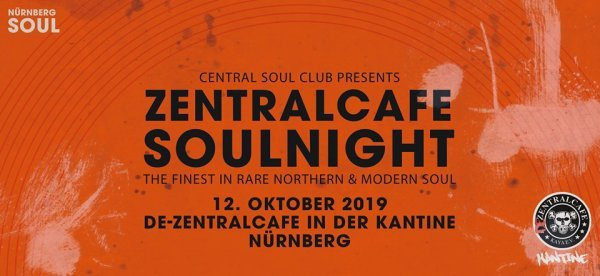 Zentralcafe SOULNIGHT - © Veranstalter